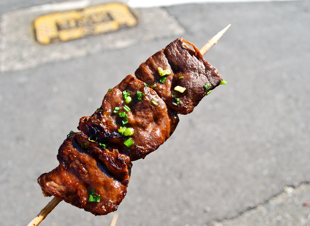 Karatsu Beef Yakitori
