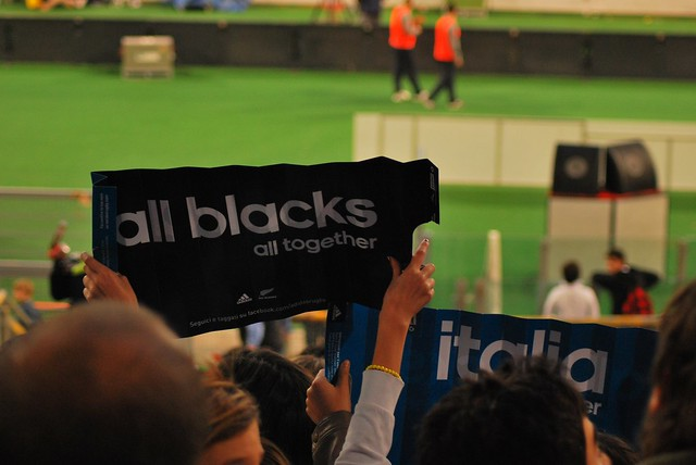 Italia All Blacks 2012
