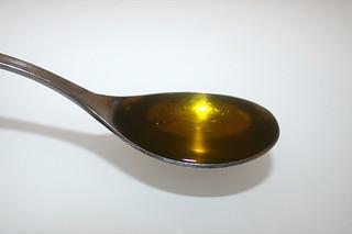 07 - Zutat Olivenöl / Ingredient olive oil