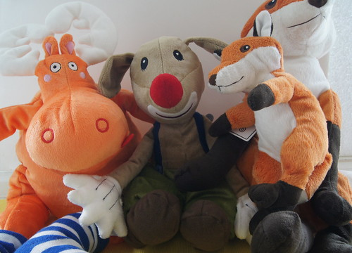 IKEA Soft Toys for Education DSC07321