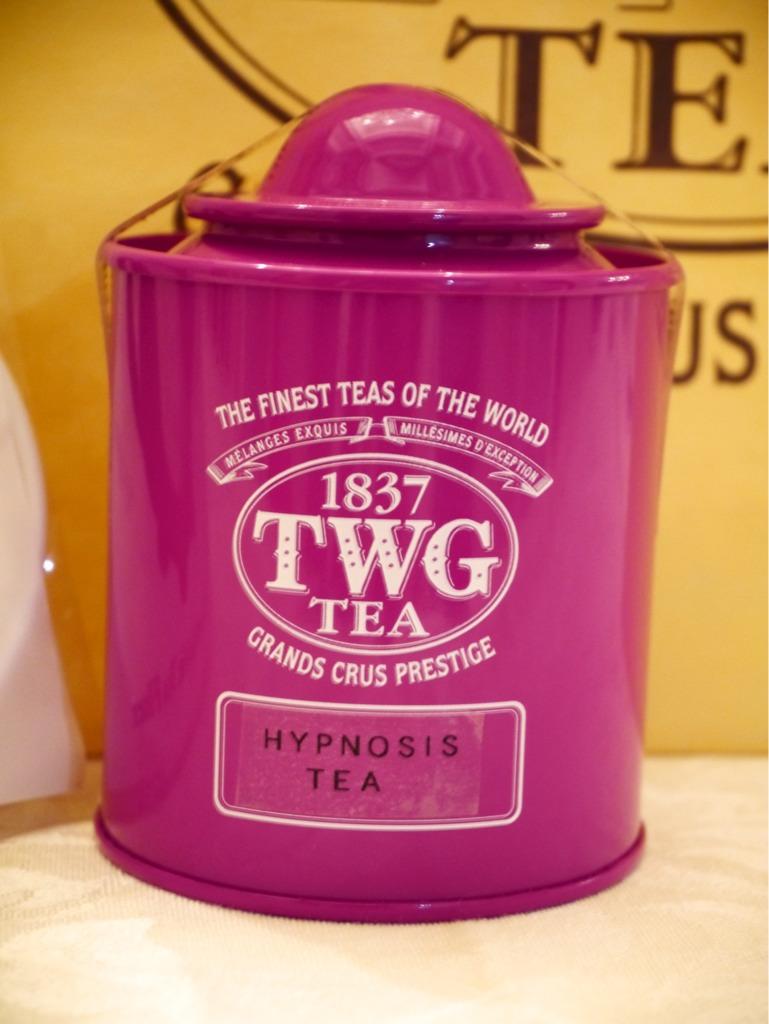 TWG Tea Salon & Boutique Vancouver