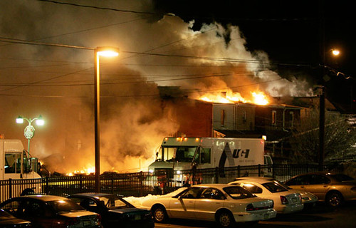 APTOPIX Bulding Explosion Allentown