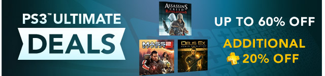 PlayStation Store Update 11-20-2012