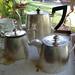 Antique deco tea set in Palampur