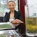 Mme Zhou, productrice de Zhu Ye Qing, Sichuan