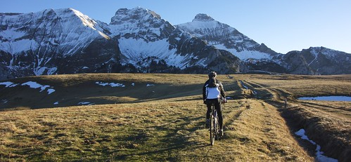 From Col du Cenise