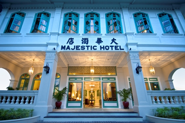 Review, Travel, Majestic Malacca