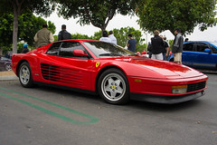 race car, automobile, ferrari 512, vehicle, performance car, automotive design, ferrari testarossa, ferrari s.p.a., land vehicle, luxury vehicle, supercar, sports car,