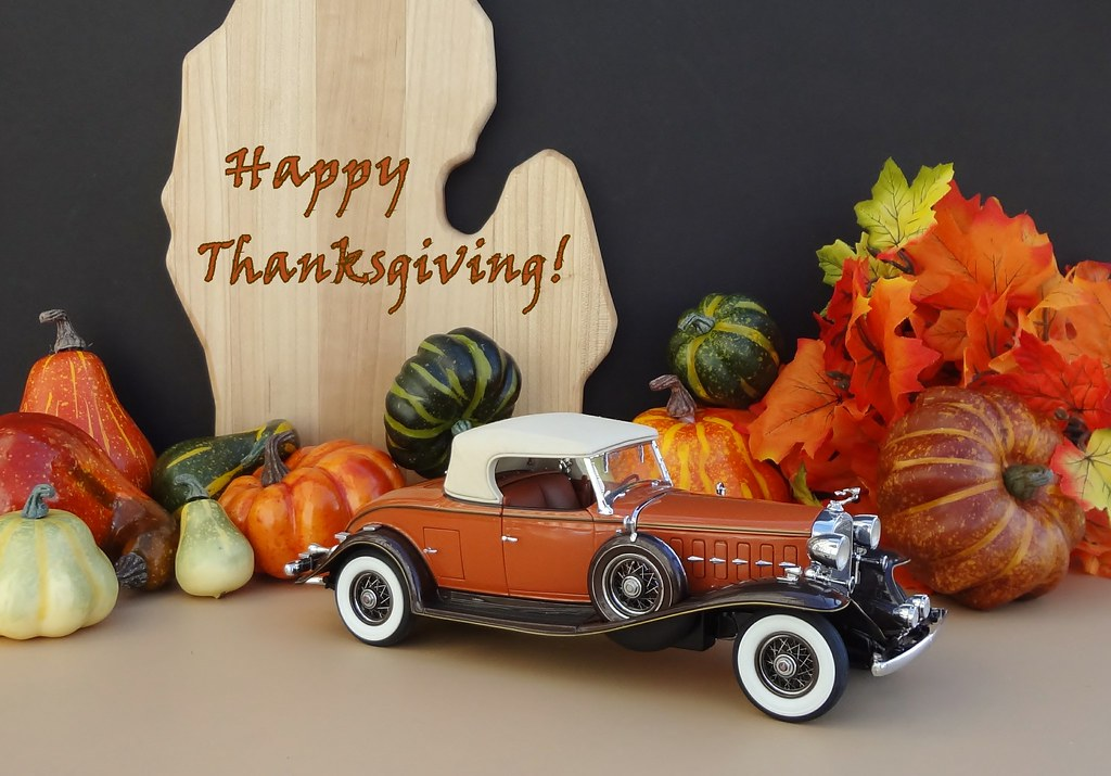 Diecast Car Forums - PICS - Happy Thanksgiving to all with ...