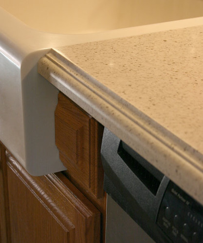 Five affordable alternatives to granite countertops for Corian competitors