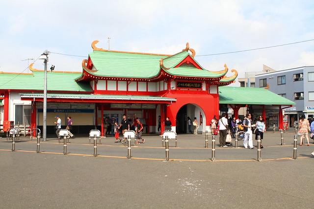 東京 片瀬江の島 2012-10-06