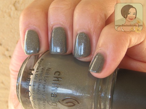 China Glaze Immortal