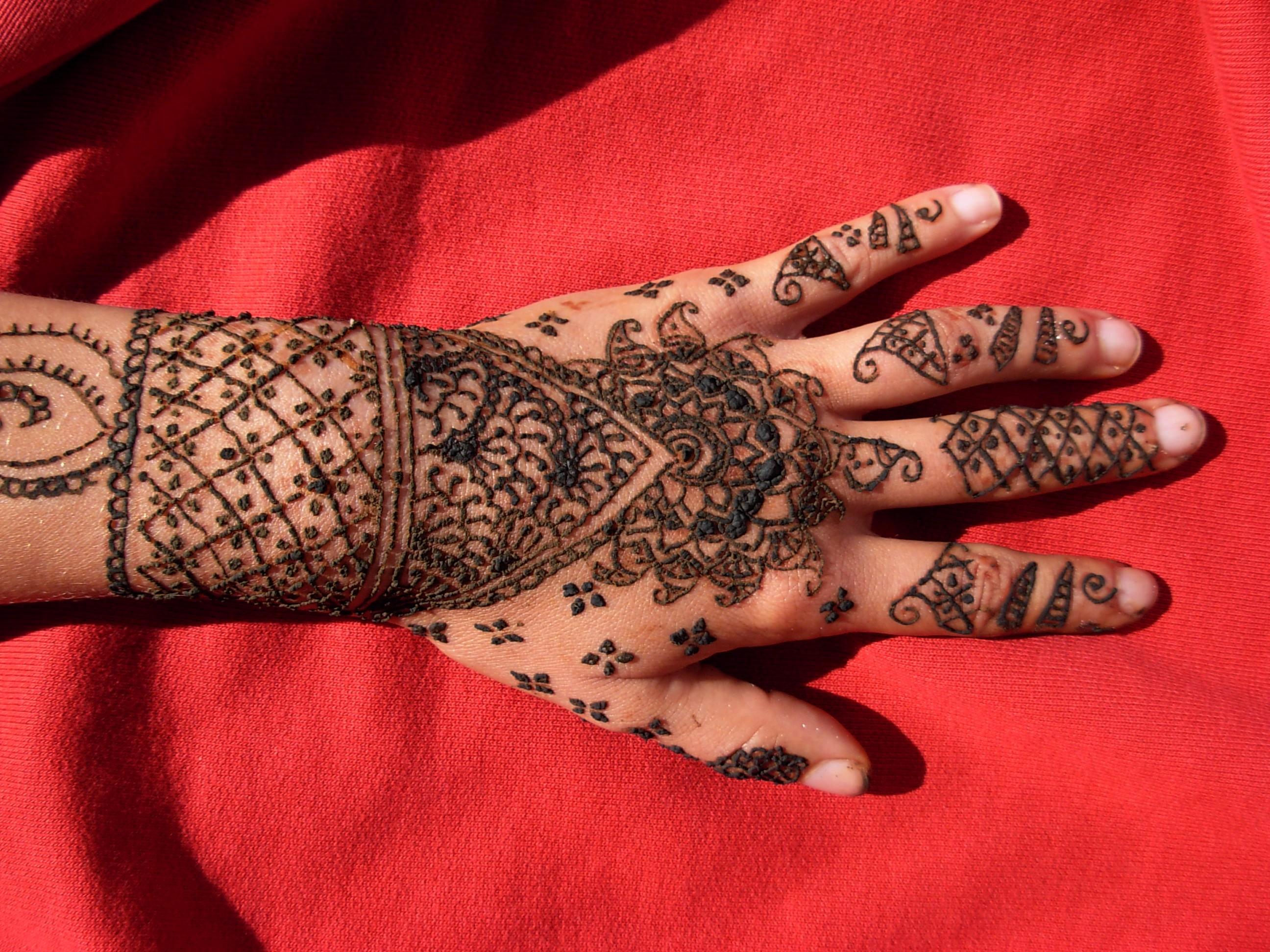 Henna Hand Design  Flickr  Photo Sharing