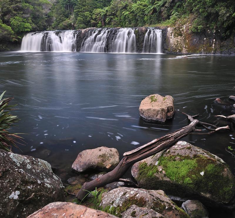 Wharepuke Falls, Kerikeri Basin Reserve