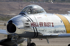Nellis Aviation Nation 飛行展示その1