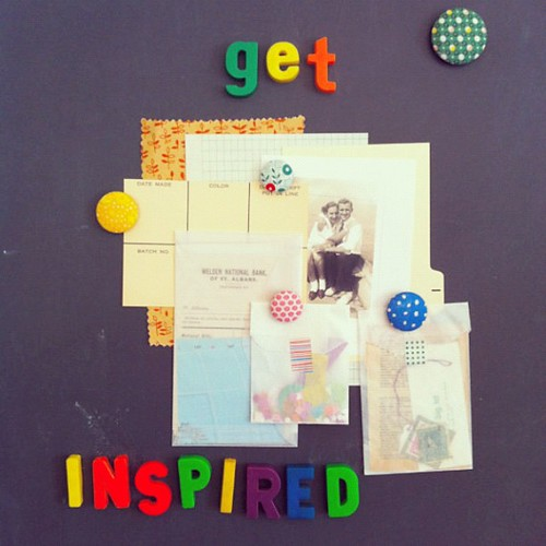 found paper packs & inspiration kits are back! www.sarahearn.etsy.com #cybermondaysale