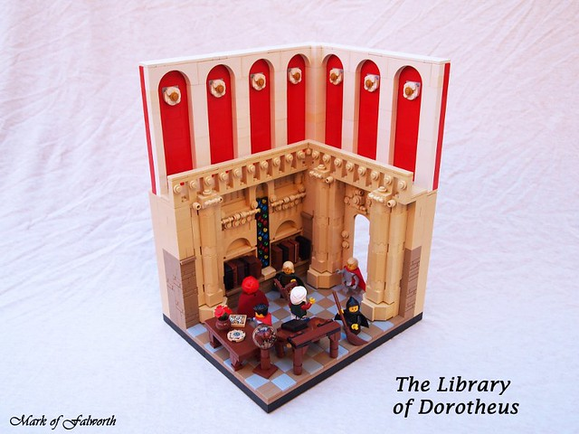 CCCX The Library of Dorotheus