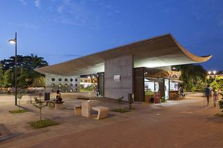 01 Parque Central del Coca, MCM+A Taller de Arquitectura, Orellana-Ecuador