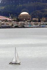 Navegando por la bahia (V)