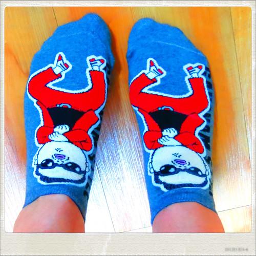 Gangnam Style Socks