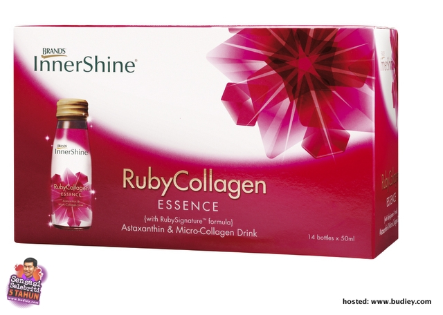 InnerShine Lancar Anti Penuaan RubyCollagen Essence