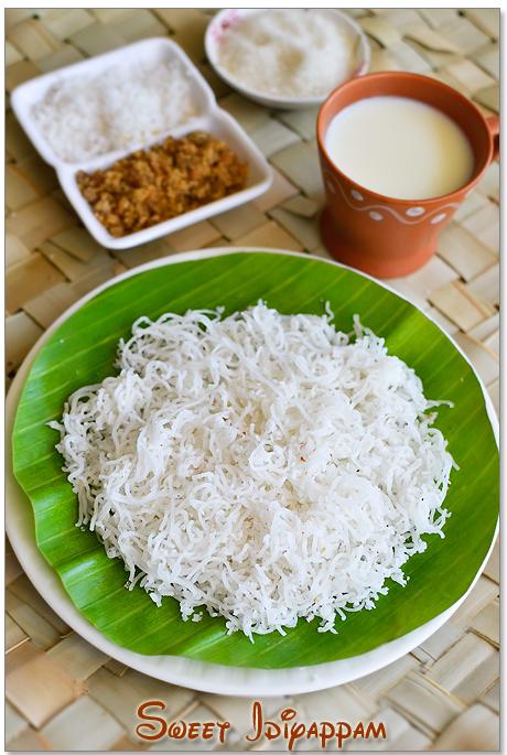 Instant Idiyappam Recipe