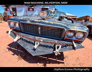 Mad Machine, Silverton, NSW