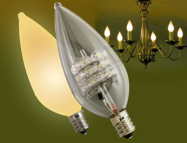 led chandelier bulbs with candelabra base flickr photo