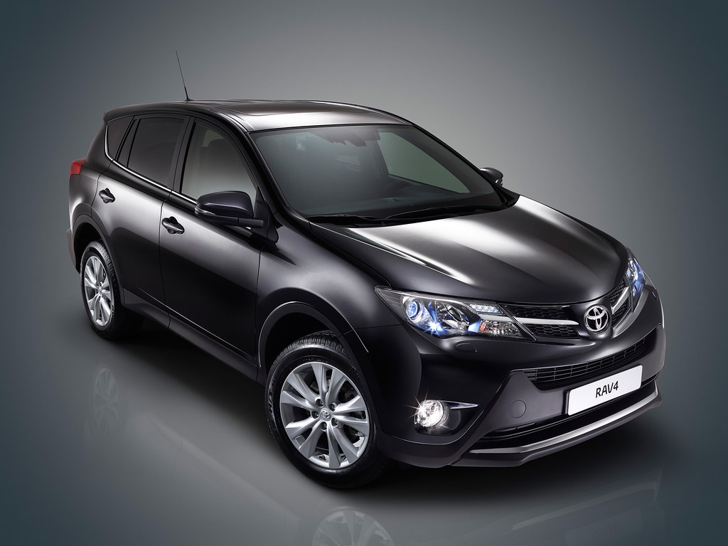 Thread: Official: All-New 2014 Toyota RAV4