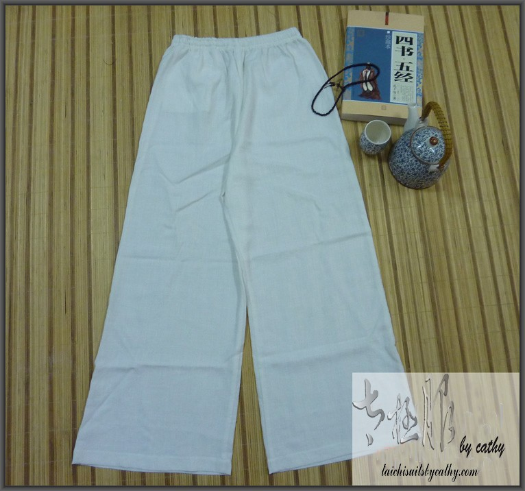 13006-1 Japanese cotton meditation pants