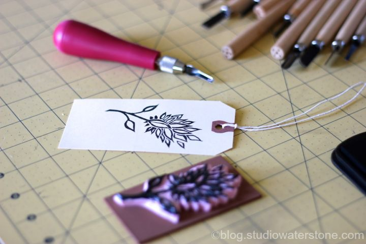 studio waterstone blog - stamping for fun 101