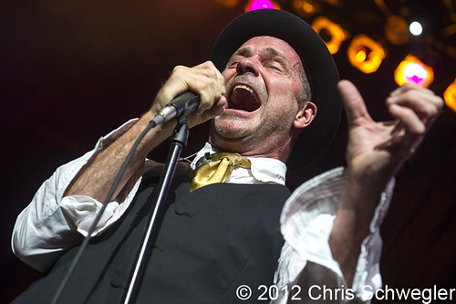 The Tragically Hip - 11-28-12 - The Fillmore, Detroit, MI