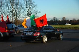 Albania - Ireland.