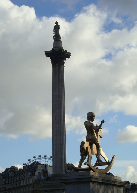 a Trafalgar vista