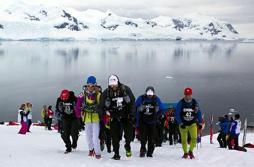 Nahila Hernandez The Last Desert  La Antartica