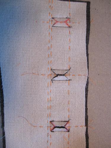 Buttonholes 6