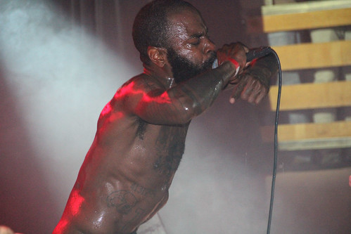 Death Grips at The Crocodile, 11/29/12