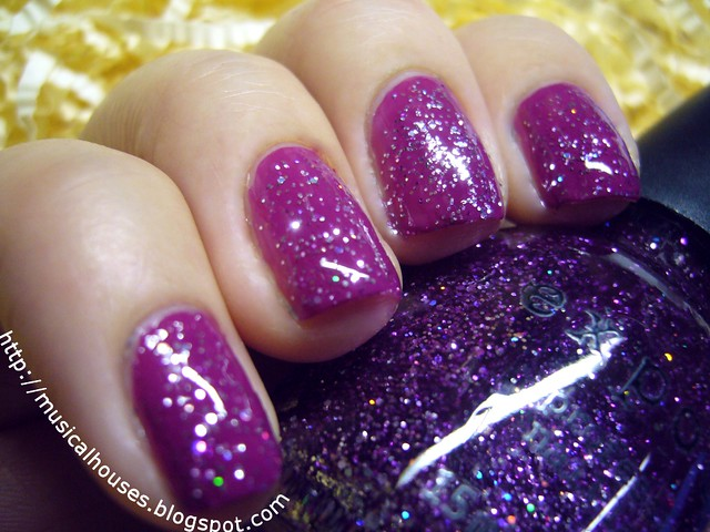 exposed nail polish dazzle