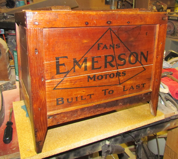 emerson box after