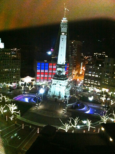 Downtown Indy Circle