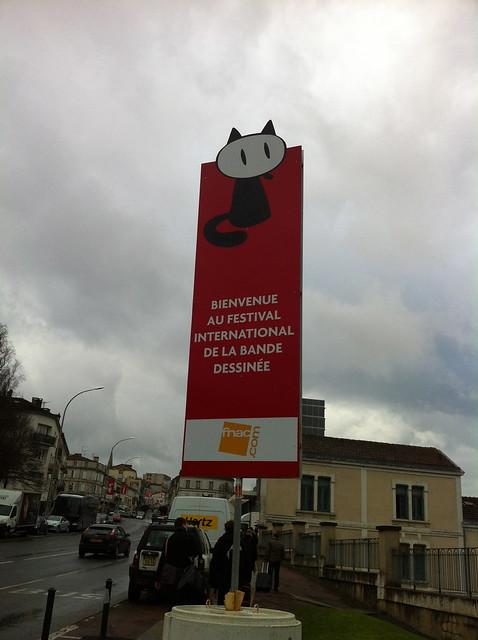Angoulême 2012 FIBD