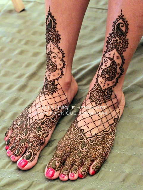 Bridal Mehndi Rates Nj : Nina s bridal henna nj unique art flickr