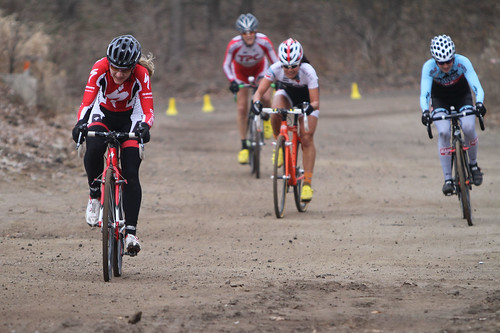 2012 MN CX Championships - Women's 1/2 & 3 race
