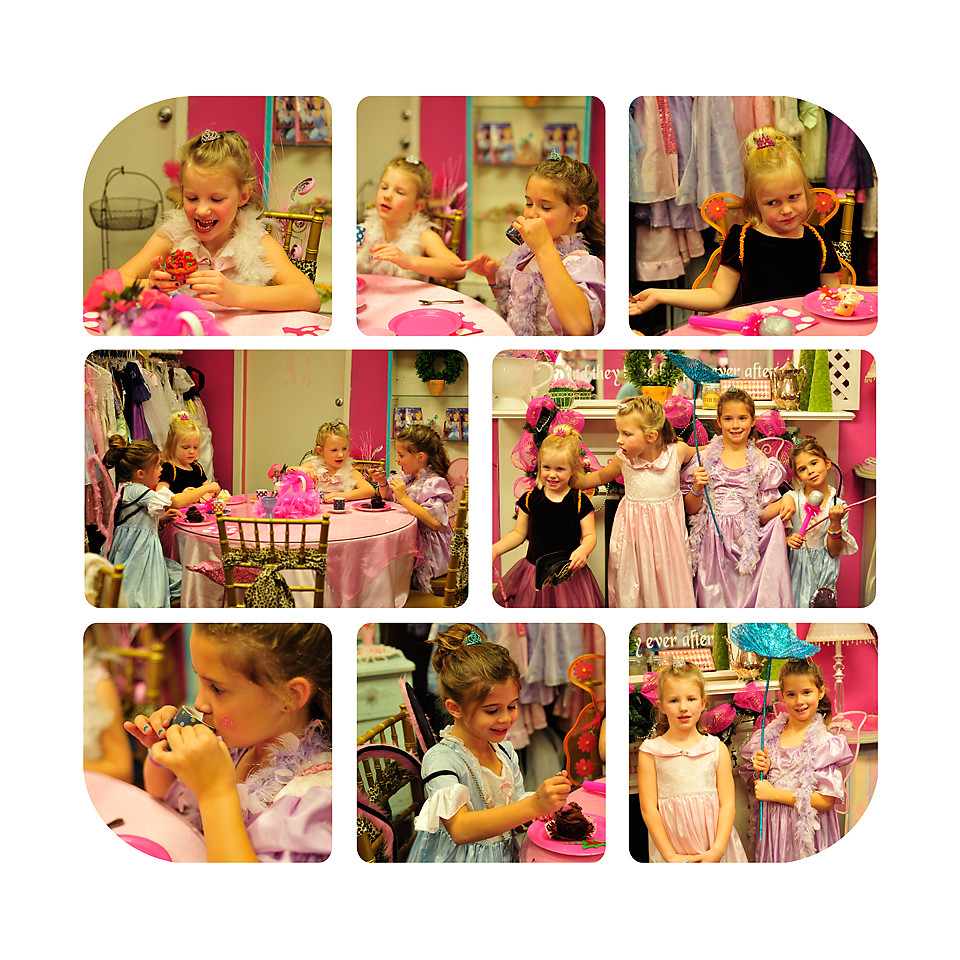 princess collage 2