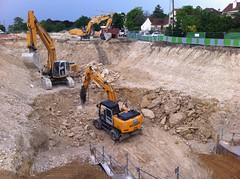 mai 2012 - terrassements