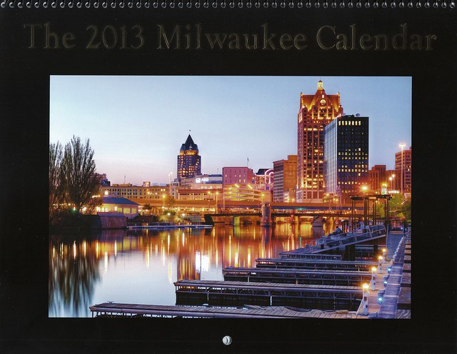 The 2013 Milwaukee Calendar