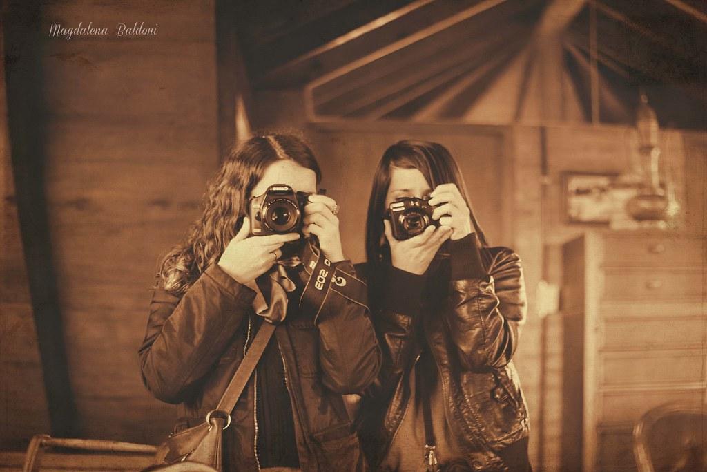 Selfie doble