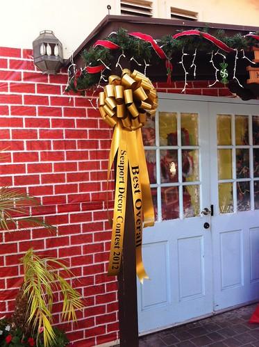 2012 Seaport Village Decor Contest