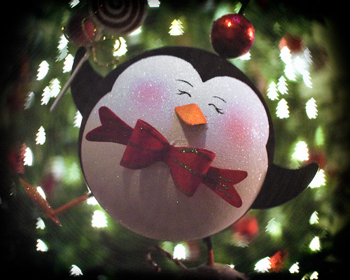 Christmas Tree Penguin-1