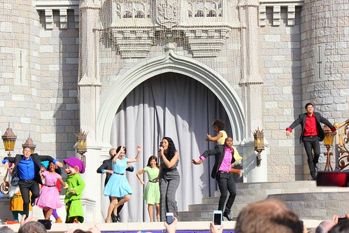 New Fantasyland grand opening
